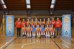 foto squadra volley group